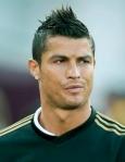 Cristiano Ronaldo. (Sigh.)